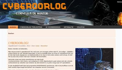 WebCyberOorlog (Custom)
